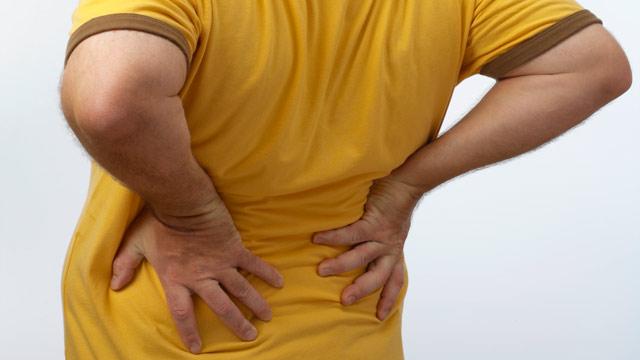 Surpoids et mal de dos
